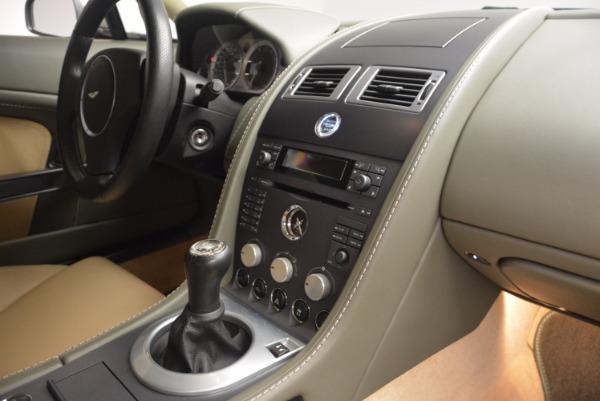 Used 2006 Aston Martin V8 Vantage for sale Sold at Aston Martin of Greenwich in Greenwich CT 06830 16