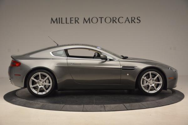 Used 2006 Aston Martin V8 Vantage for sale Sold at Aston Martin of Greenwich in Greenwich CT 06830 9