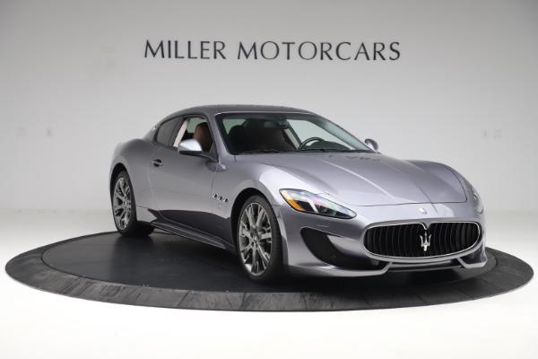 Used 2016 Maserati GranTurismo Sport for sale Sold at Aston Martin of Greenwich in Greenwich CT 06830 11