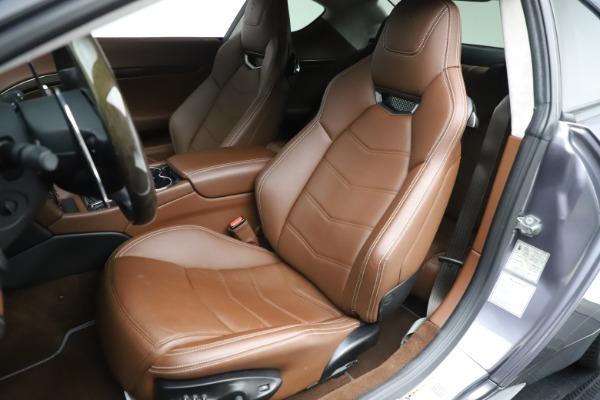 Used 2016 Maserati GranTurismo Sport for sale Sold at Aston Martin of Greenwich in Greenwich CT 06830 15