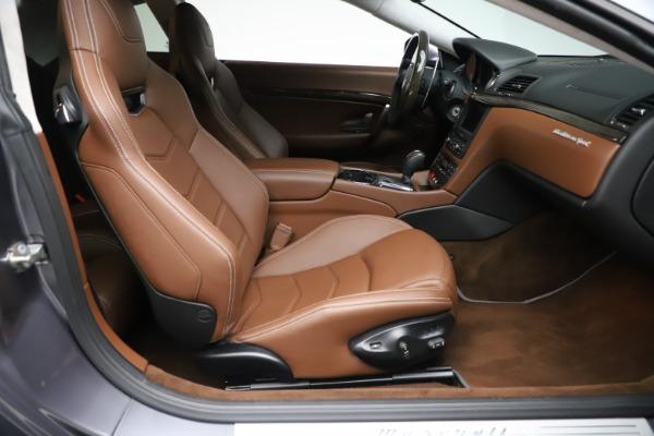 Used 2016 Maserati GranTurismo Sport for sale Sold at Aston Martin of Greenwich in Greenwich CT 06830 19