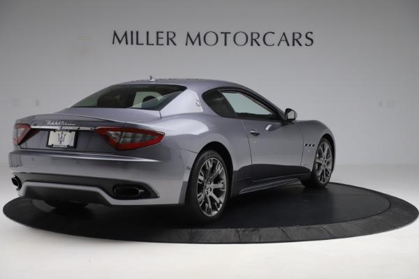 Used 2016 Maserati GranTurismo Sport for sale Sold at Aston Martin of Greenwich in Greenwich CT 06830 7