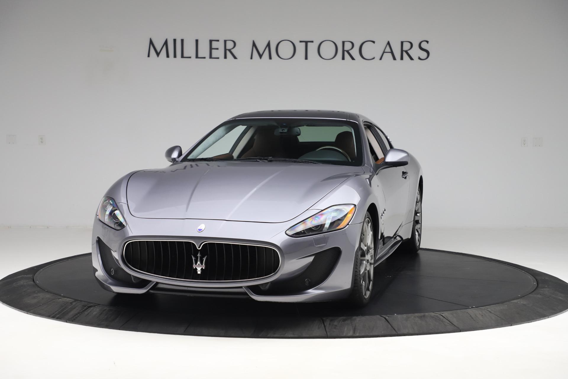 Used 2016 Maserati GranTurismo Sport for sale Sold at Aston Martin of Greenwich in Greenwich CT 06830 1
