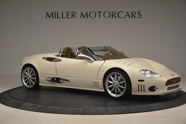 Used 2006 Spyker C8 Spyder for sale Sold at Aston Martin of Greenwich in Greenwich CT 06830 10