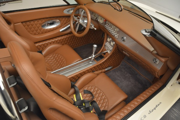 Used 2006 Spyker C8 Spyder for sale Sold at Aston Martin of Greenwich in Greenwich CT 06830 21