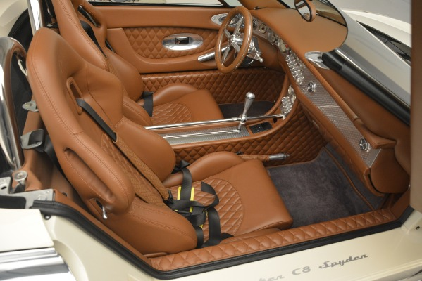 Used 2006 Spyker C8 Spyder for sale Sold at Aston Martin of Greenwich in Greenwich CT 06830 22