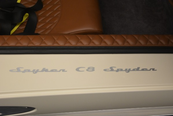 Used 2006 Spyker C8 Spyder for sale Sold at Aston Martin of Greenwich in Greenwich CT 06830 25