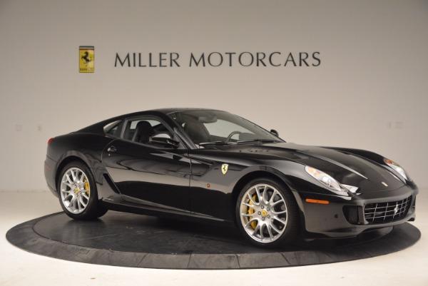 Used 2008 Ferrari 599 GTB Fiorano for sale Sold at Aston Martin of Greenwich in Greenwich CT 06830 10