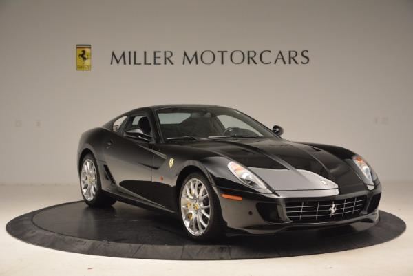 Used 2008 Ferrari 599 GTB Fiorano for sale Sold at Aston Martin of Greenwich in Greenwich CT 06830 11