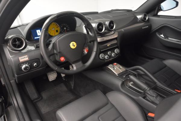 Used 2008 Ferrari 599 GTB Fiorano for sale Sold at Aston Martin of Greenwich in Greenwich CT 06830 13