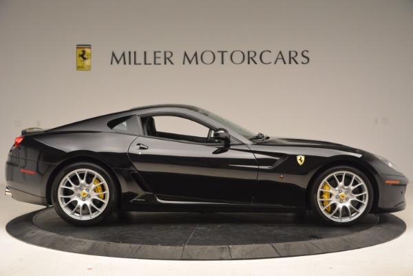 Used 2008 Ferrari 599 GTB Fiorano for sale Sold at Aston Martin of Greenwich in Greenwich CT 06830 9