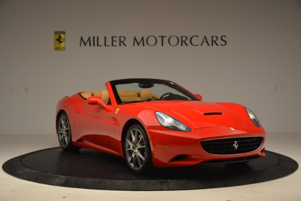 Used 2010 Ferrari California for sale Sold at Aston Martin of Greenwich in Greenwich CT 06830 11