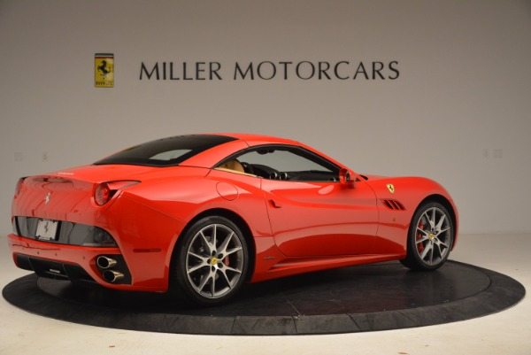 Used 2010 Ferrari California for sale Sold at Aston Martin of Greenwich in Greenwich CT 06830 20