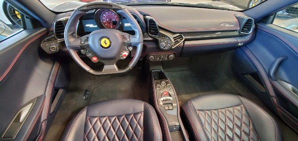 Used 2015 Ferrari 458 Spider for sale Sold at Aston Martin of Greenwich in Greenwich CT 06830 22