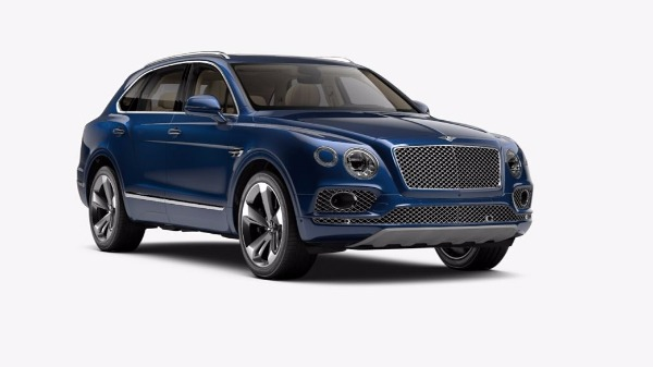 New 2018 Bentley Bentayga Signature for sale Sold at Aston Martin of Greenwich in Greenwich CT 06830 1