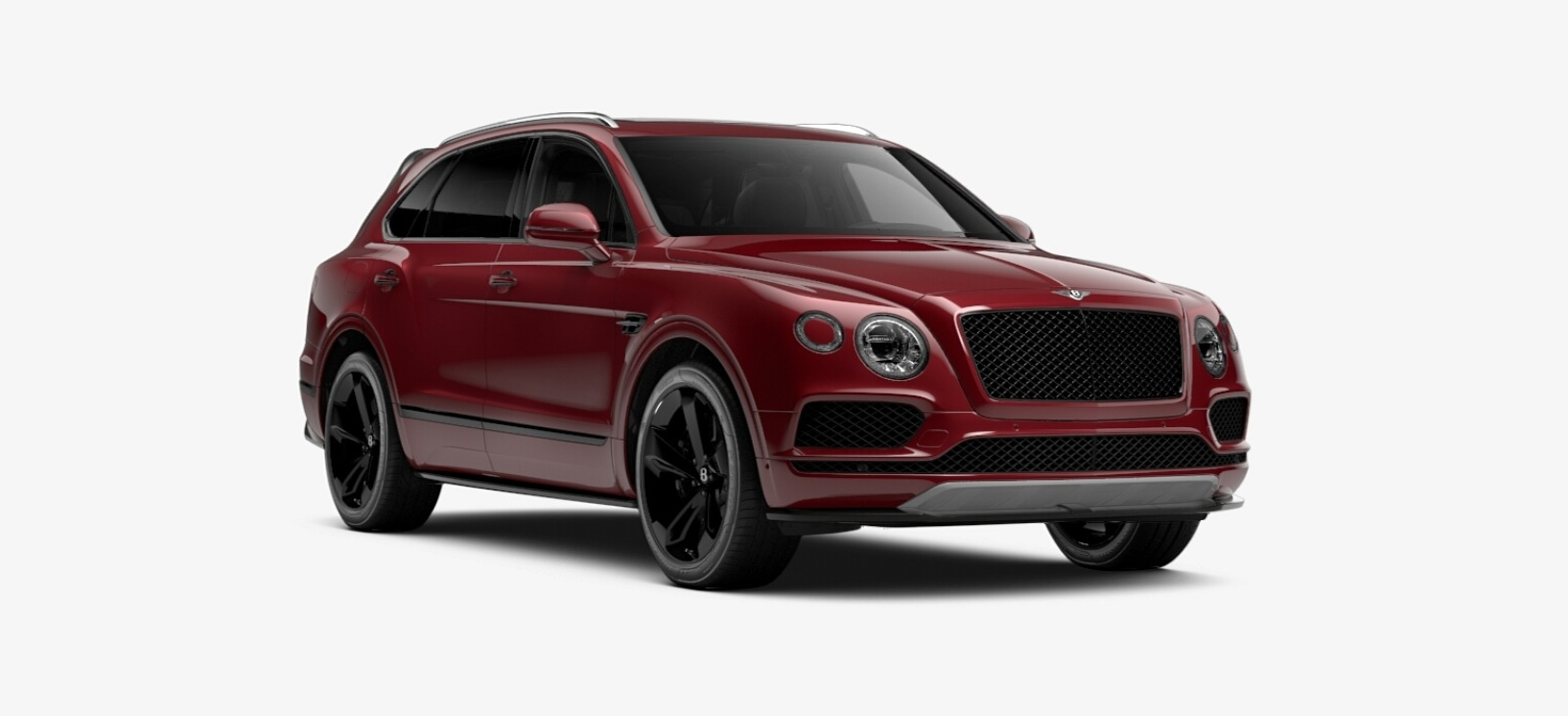 New 2018 Bentley Bentayga Black Edition for sale Sold at Aston Martin of Greenwich in Greenwich CT 06830 1
