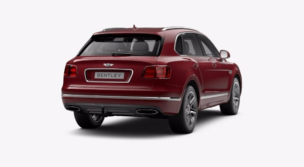 New 2018 Bentley Bentayga Activity Edition-Now with seating for 7!!! for sale Sold at Aston Martin of Greenwich in Greenwich CT 06830 3