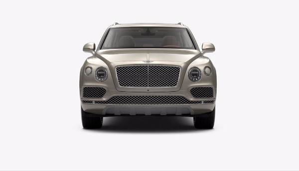 New 2018 Bentley Bentayga Onyx for sale Sold at Aston Martin of Greenwich in Greenwich CT 06830 5