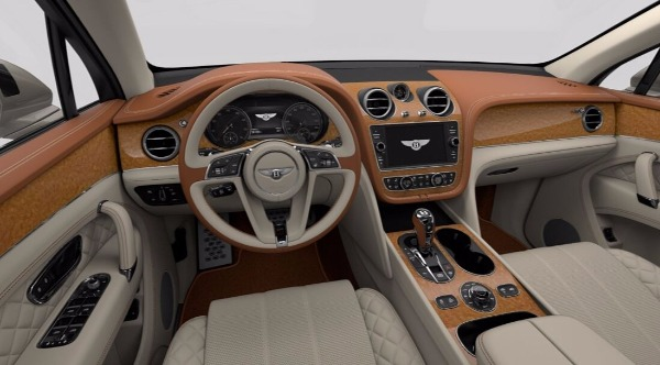 New 2018 Bentley Bentayga Onyx for sale Sold at Aston Martin of Greenwich in Greenwich CT 06830 6