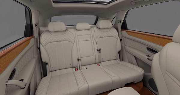 New 2018 Bentley Bentayga Onyx for sale Sold at Aston Martin of Greenwich in Greenwich CT 06830 9