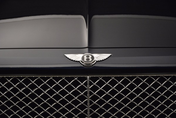 Used 2018 Bentley Bentayga W12 Signature for sale Call for price at Aston Martin of Greenwich in Greenwich CT 06830 14