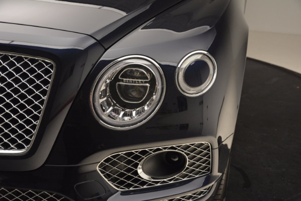Used 2018 Bentley Bentayga W12 Signature for sale Call for price at Aston Martin of Greenwich in Greenwich CT 06830 15