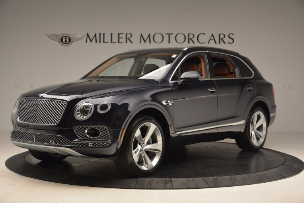 Used 2018 Bentley Bentayga W12 Signature for sale Call for price at Aston Martin of Greenwich in Greenwich CT 06830 2