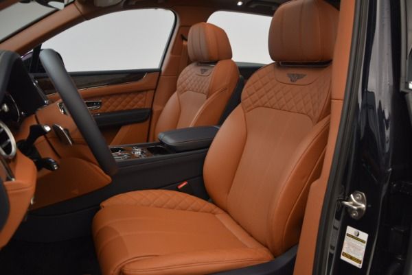 Used 2018 Bentley Bentayga W12 Signature for sale Call for price at Aston Martin of Greenwich in Greenwich CT 06830 24