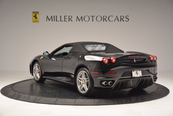 Used 2008 Ferrari F430 Spider for sale Sold at Aston Martin of Greenwich in Greenwich CT 06830 17