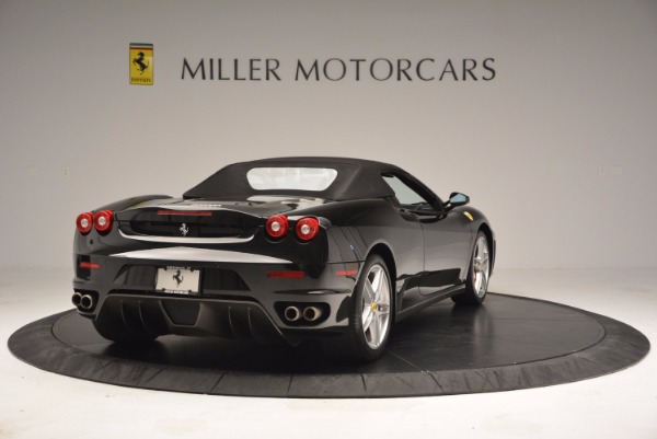 Used 2008 Ferrari F430 Spider for sale Sold at Aston Martin of Greenwich in Greenwich CT 06830 19