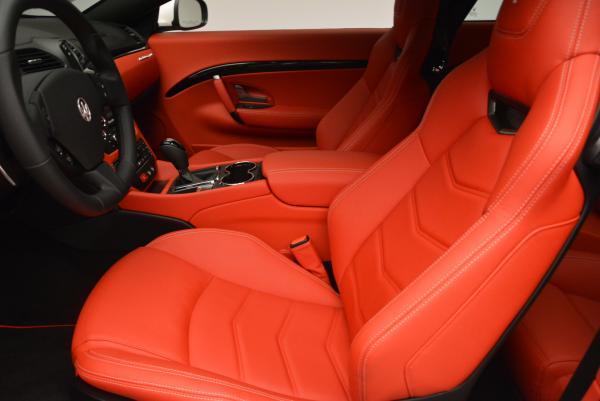 New 2017 Maserati GranTurismo Sport for sale Sold at Aston Martin of Greenwich in Greenwich CT 06830 14