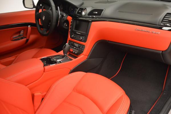 New 2017 Maserati GranTurismo Sport for sale Sold at Aston Martin of Greenwich in Greenwich CT 06830 19