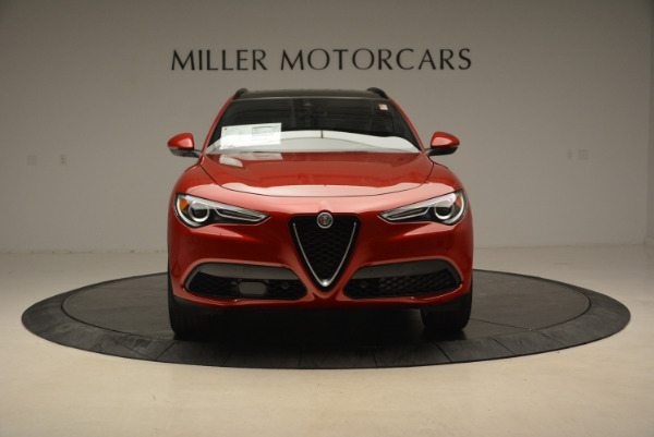 New 2018 Alfa Romeo Stelvio Ti Sport Q4 for sale Sold at Aston Martin of Greenwich in Greenwich CT 06830 12