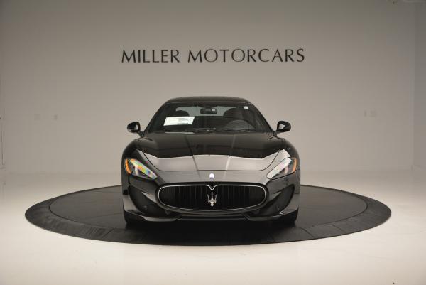 New 2016 Maserati GranTurismo Sport for sale Sold at Aston Martin of Greenwich in Greenwich CT 06830 10