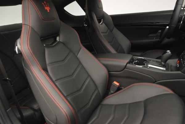 New 2016 Maserati GranTurismo Sport for sale Sold at Aston Martin of Greenwich in Greenwich CT 06830 18