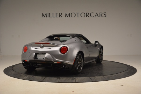 New 2018 Alfa Romeo 4C Spider for sale Sold at Aston Martin of Greenwich in Greenwich CT 06830 12
