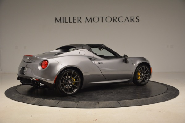 New 2018 Alfa Romeo 4C Spider for sale Sold at Aston Martin of Greenwich in Greenwich CT 06830 14