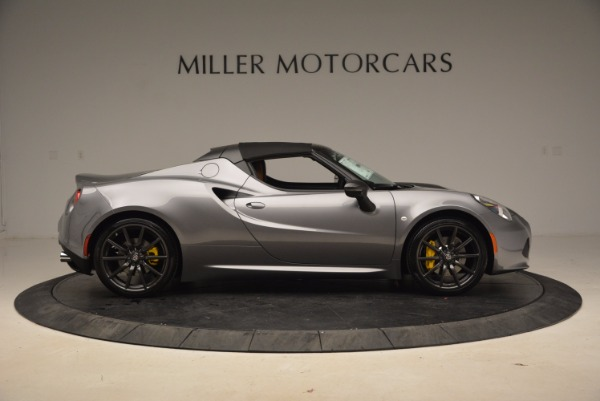 New 2018 Alfa Romeo 4C Spider for sale Sold at Aston Martin of Greenwich in Greenwich CT 06830 17