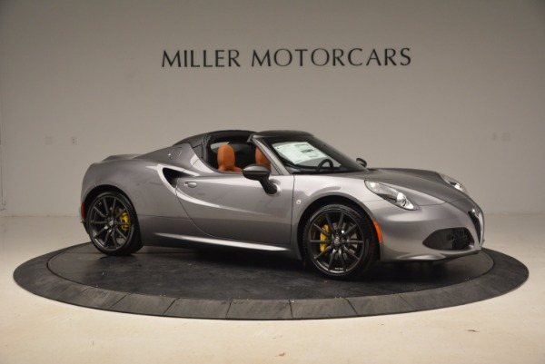 New 2018 Alfa Romeo 4C Spider for sale Sold at Aston Martin of Greenwich in Greenwich CT 06830 18