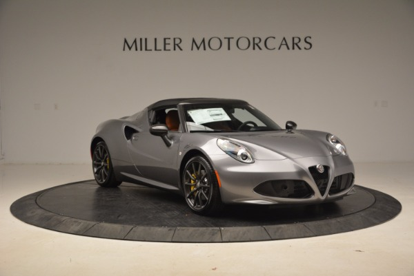 New 2018 Alfa Romeo 4C Spider for sale Sold at Aston Martin of Greenwich in Greenwich CT 06830 21
