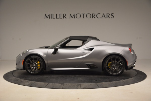 New 2018 Alfa Romeo 4C Spider for sale Sold at Aston Martin of Greenwich in Greenwich CT 06830 6