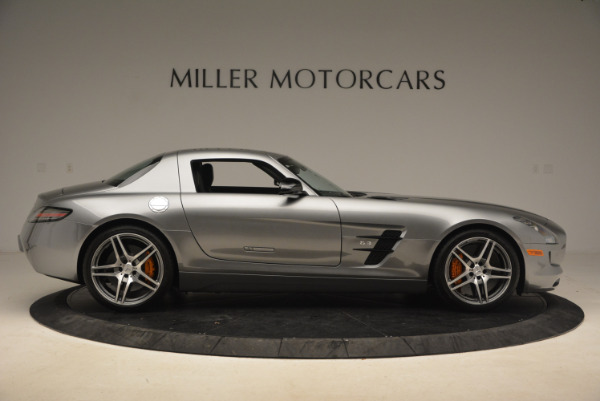 Used 2014 Mercedes-Benz SLS AMG GT for sale Sold at Aston Martin of Greenwich in Greenwich CT 06830 11