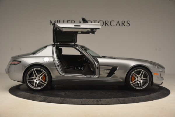 Used 2014 Mercedes-Benz SLS AMG GT for sale Sold at Aston Martin of Greenwich in Greenwich CT 06830 12