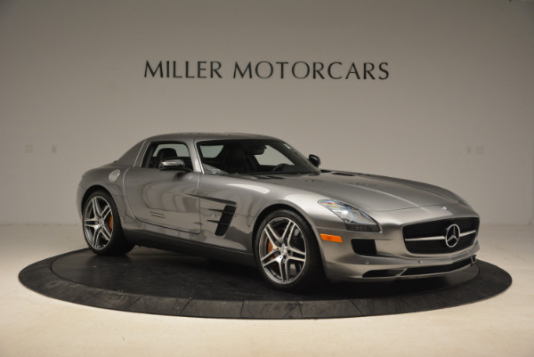 Used 2014 Mercedes-Benz SLS AMG GT for sale Sold at Aston Martin of Greenwich in Greenwich CT 06830 14