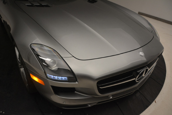 Used 2014 Mercedes-Benz SLS AMG GT for sale Sold at Aston Martin of Greenwich in Greenwich CT 06830 19