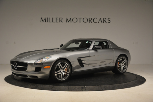 Used 2014 Mercedes-Benz SLS AMG GT for sale Sold at Aston Martin of Greenwich in Greenwich CT 06830 2