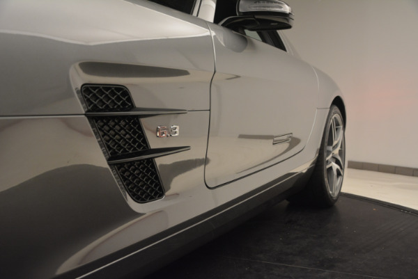 Used 2014 Mercedes-Benz SLS AMG GT for sale Sold at Aston Martin of Greenwich in Greenwich CT 06830 23