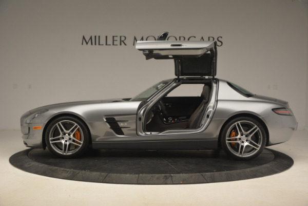 Used 2014 Mercedes-Benz SLS AMG GT for sale Sold at Aston Martin of Greenwich in Greenwich CT 06830 4