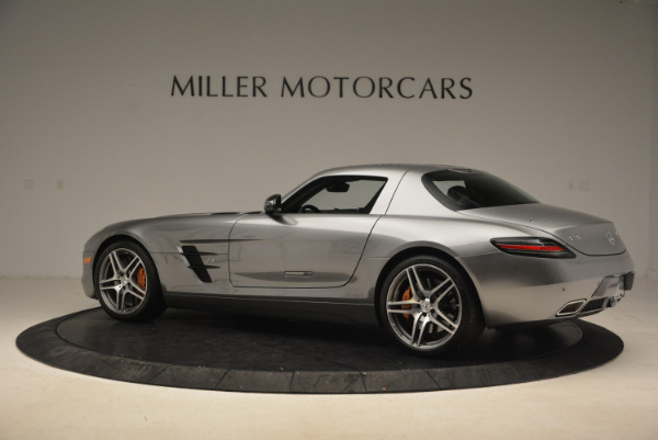 Used 2014 Mercedes-Benz SLS AMG GT for sale Sold at Aston Martin of Greenwich in Greenwich CT 06830 5