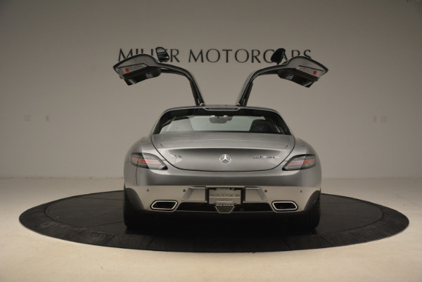 Used 2014 Mercedes-Benz SLS AMG GT for sale Sold at Aston Martin of Greenwich in Greenwich CT 06830 8